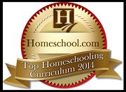 AWARD SEAL-top homeschooling curriculum 2014